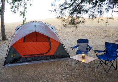 キャンプ&フィッシング in サン・ルイス貯水池 (San Luis Reservoir)