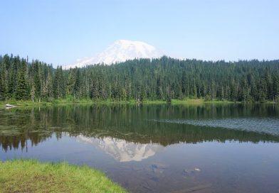 ハイキング in マウントレニエ国立公園 -その2 (Mt Rainier Washington)