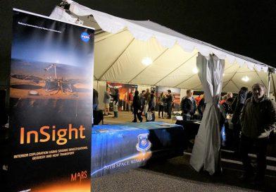 """火星探査機 """"InSight"""" の打ち上げを見に行ってきたよ。ヴァンデンバーグ空軍基地 Vandenberg Air Force Base in California"""