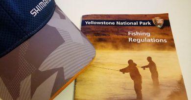 イエローストーン国立公園でフィッシング 番外編 釣りの規則について紹介。Fishing Regulations in Yellowstone National Park