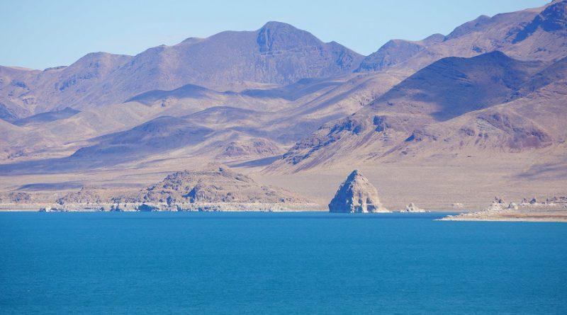 解禁!ラホンタン・カットスロート・トラウトを釣りに行こうin ピラミッド湖 (前編) Lahontan cutthroat trout fishing in Pyramid lake, Nevada