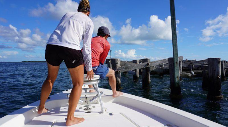 フロリダ釣行編7. 超絶!ゴライアス・グルーパー釣り Part 2!Goliath Grouper Fishing in Placida, Florida