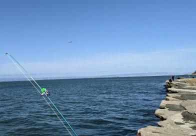 久しぶりの釣り!初心に戻ってスメルト釣り!